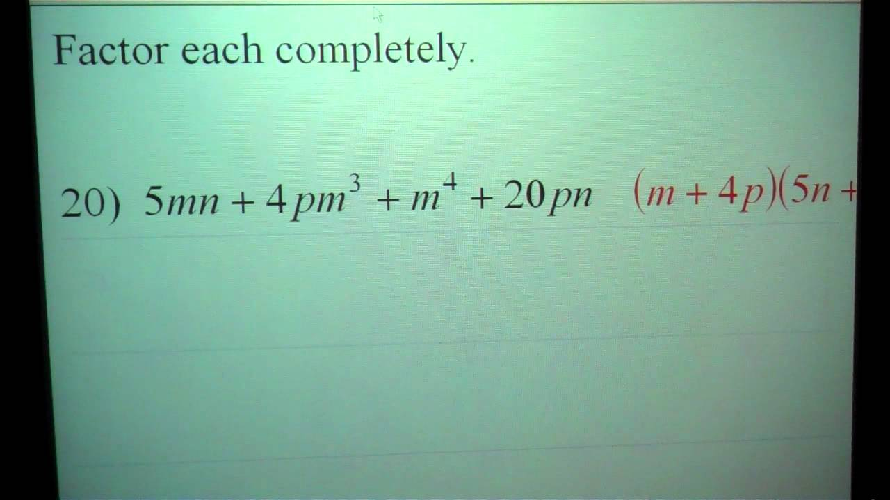 Analytical Geometry Unit 5 (old math 2 Test Review and Answers ...
