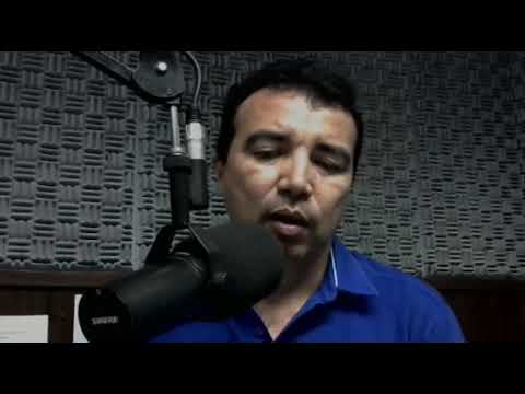Entrevista na Rádio Espinharas, convocando os servidores do IFPB para votarem no sindicato.