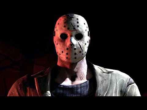 MKX (JASON ONLY!!!) 2 Stage Fatalities!!! [BUTTON PATTERN]
