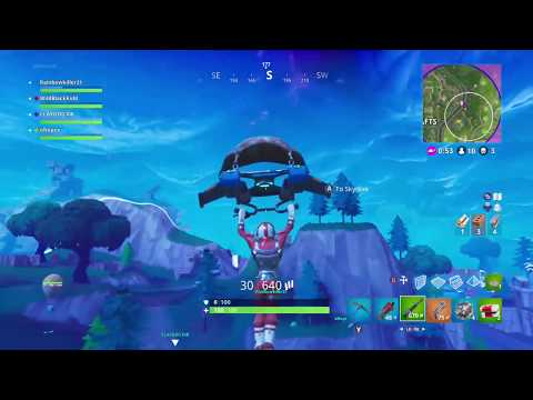 WE DID IT!! YESSS!! (Fortnite: Battle Royale Squad w/ the Boys)