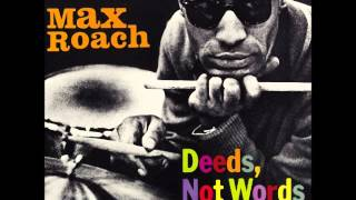 Max Roach - You Stepped Out of a Dream