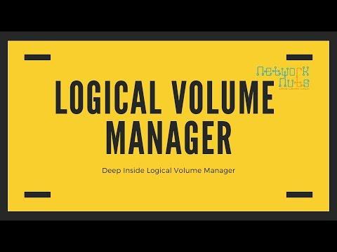 Logical Volume Manager - Deep Inside