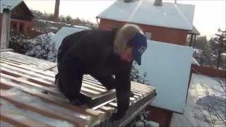 Конденсат на крыше. Ошибки строительства. Утепление крыши от Кровмонтаж. (Часть№3)(, 2015-01-26T16:28:07.000Z)