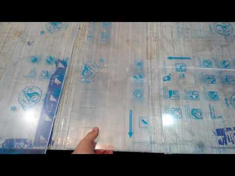 Оргстекло прозрачное толщиной 10мм резка оргстекла по размерам во Владивостоке - Гристек!