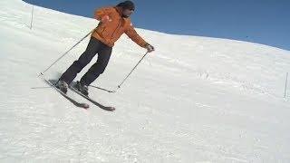 Урок 18 - Техника катания на горных лыжах Урок 5.1
