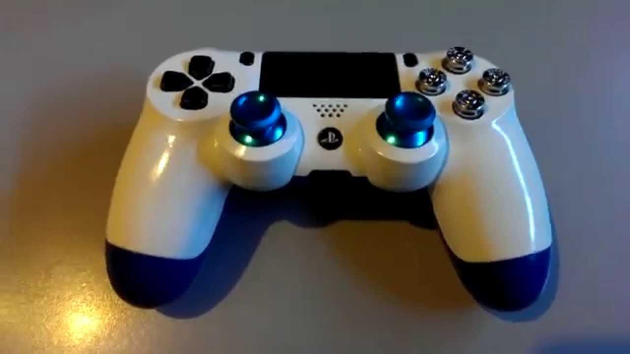 Custom Painted N Controllers