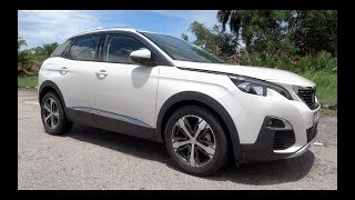 2017 Peugeot 3008 THP Allure Start-Up and Full Vehicle Tour