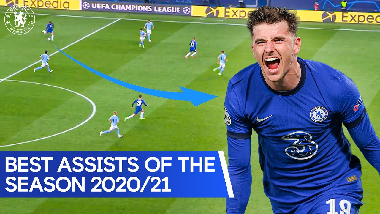 Pinpoint Passes and Defence-Splitting Through Balls 🎯| Werner, James & More! | Best assists 2020/21
