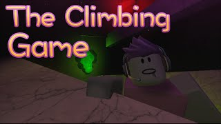 [Roblox The Climbing Game] How to Rock Climb out of a Volcano (READ DISCRIPTION)