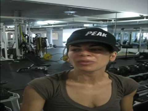 JIllian Michael's Favourite Personal Trainer in NYC Part 2.