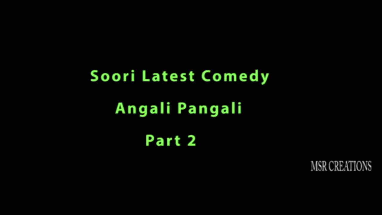 Download Soori Latest Comedy Full HD For Angali Pangali movie.
