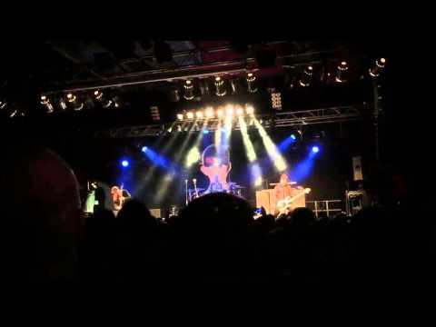 Three Days Grace Live Music Hall Köln Cologne 17.1.2016 opening