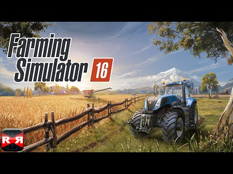 Farming Simulator 16 (By GIANTS Software GmbH) - iOS / Android - Gameplay Video
