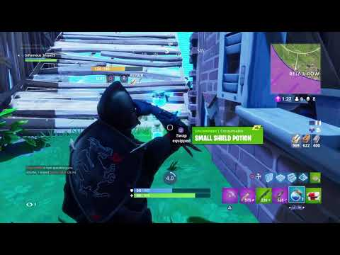 Building on point all the way for the win