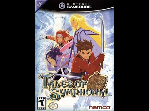 Tales of Symphonia - GC 2004 (Opening)