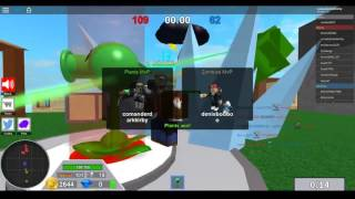 roblox plants vs zombies battle grounds part 24. ice pea and ice zombie.
