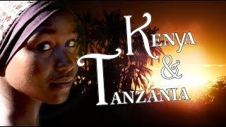 Kenya Tanzania safari 4K