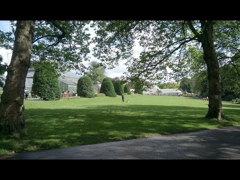Glasgow botanic gardens to maryhill canal locks 30 8 2017 (uncut)