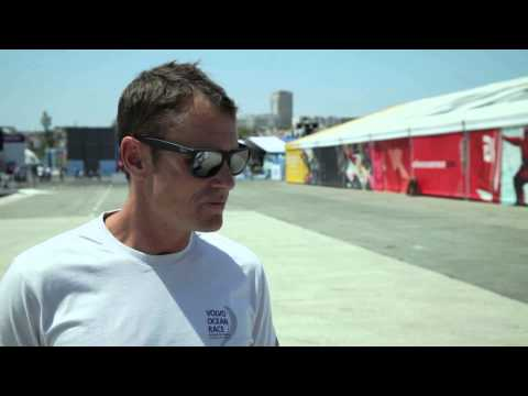 Nick Bice - Silentwind Generators for Volvo Ocean Race