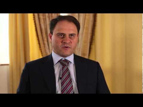 Interviews from the LEU Bank Signing Astana, Kazakhstan