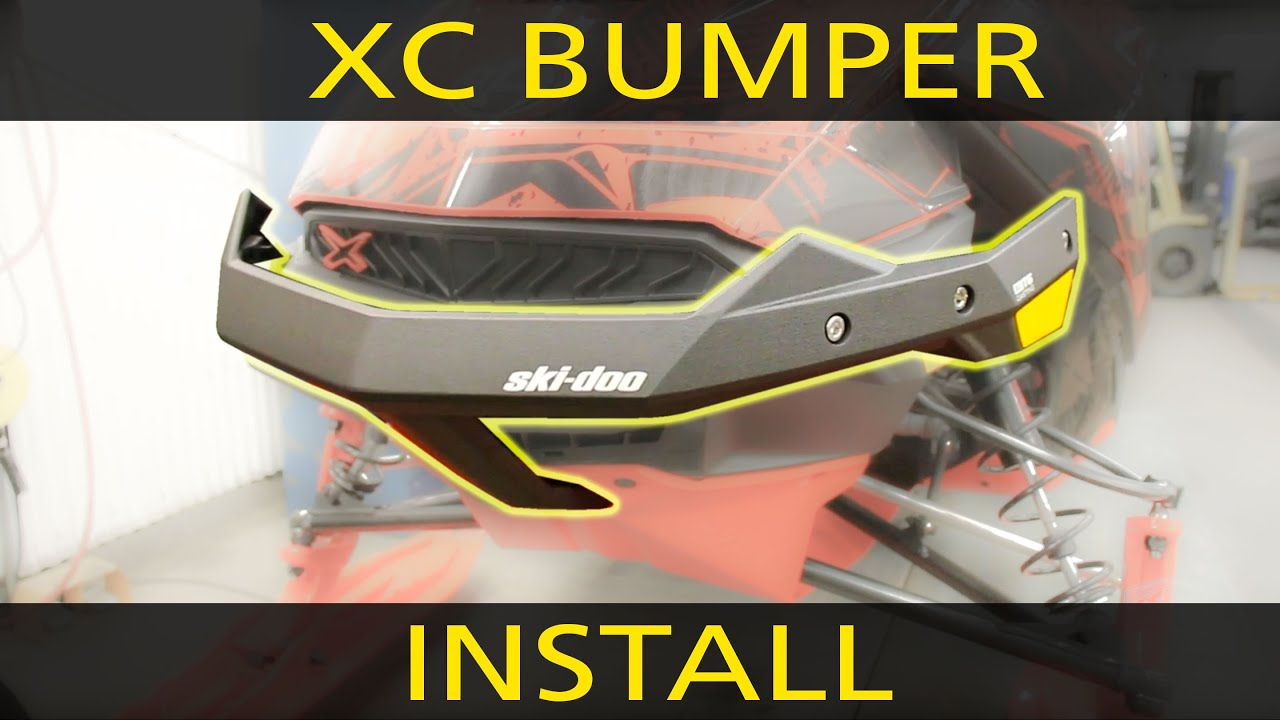 How to install on a Ski-Doo Summit G4.