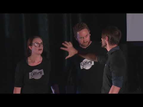 Improv comedy performance | Jittery Citizens | TEDxJohannesburg