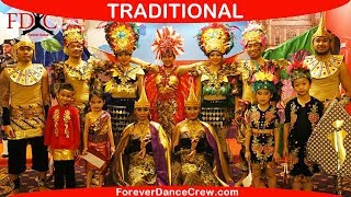 Traditional Modern Dance Indonesia - Forever Dance Crew Indonesia