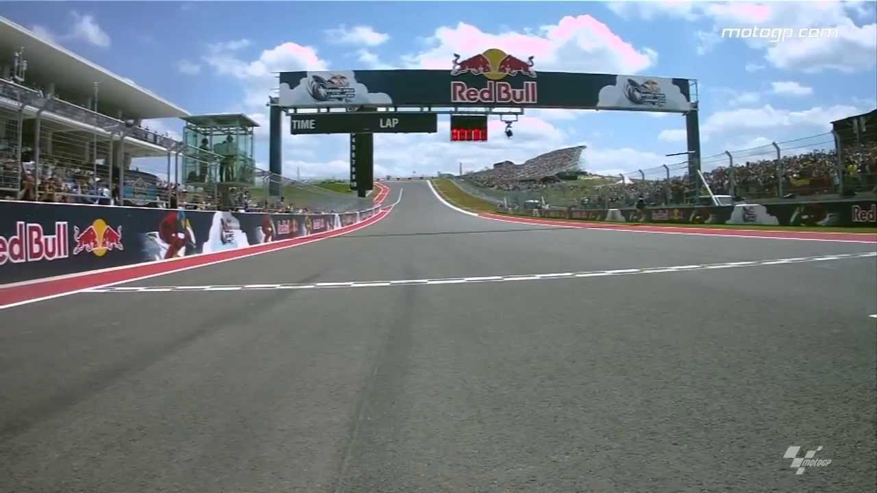 MotoGP™ Americas 2013 -- OnBoard Start - YouTube