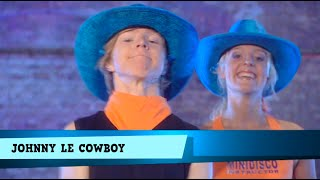 Gambar cover Johnny Le Cowboy - Minidisco FR