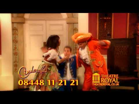 Cinderella at the Theatre Royal, 2009  TV ad