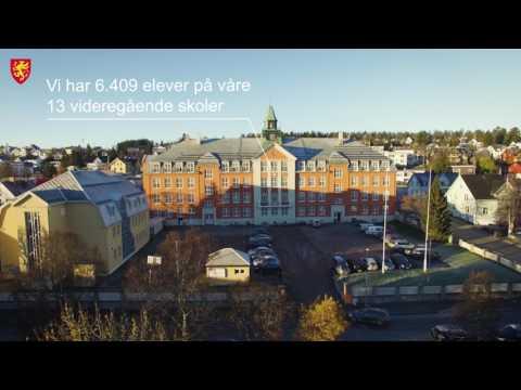 Reklamefilm for Troms fylkeskommune