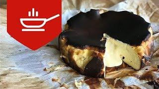 İspanyol Usulü Yanık Cheesecake Nasıl Yapılır? (Burnt Cheesecake)