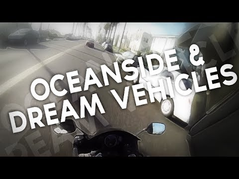Oceanside and Dream Car, Truck and Bike
