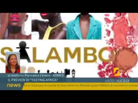 Tasting Africa - Videosicilia News.10_12_2017