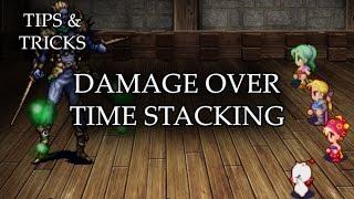 Tips & Tricks - Damage Over Time Stacking - RPG Maker MV by