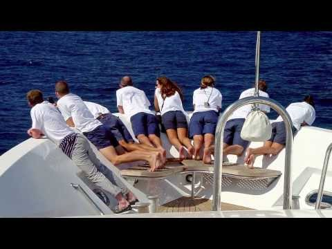 Jobs On A Superyacht