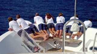 Jobs On A Superyacht