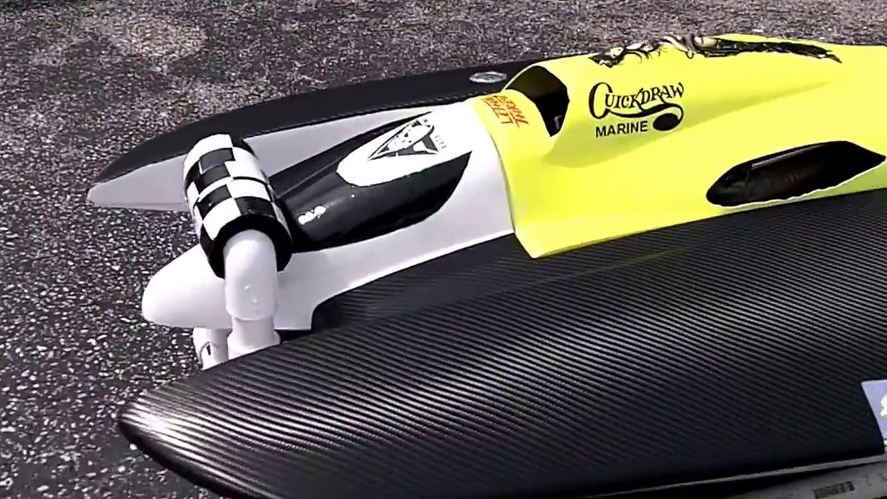 Custom Graphics For AquaCraft UL Superior Custom Lagooner - Vinyl stickers for rc boats