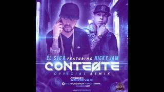 El Sica Ft Nicky Jam - Conteste