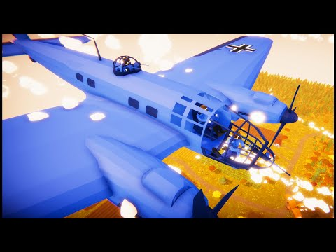 German Luftwaffe Air Superiority! - Total Tank Simulator  