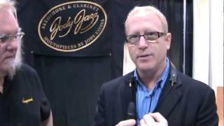 Steve interviews Jody Espina at NAMM