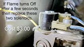 How to Replace a Kenmore Gas Dryer Drive Belt - YouTube Kenmore Dryer Wiring Diagram on