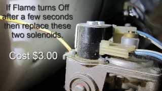 Gas Dryer Won't Heat - Easy Repair