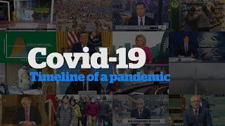 Covid-19 - Timeline Of A Pandemic