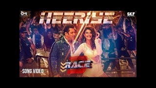 Heeriye Video Song   Race 3   Salman Khan, Jacqueline   Meet Bros ft. Deep Money, Neha Bhasin
