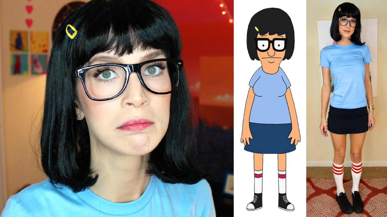 tina belcher halloween costume youtube