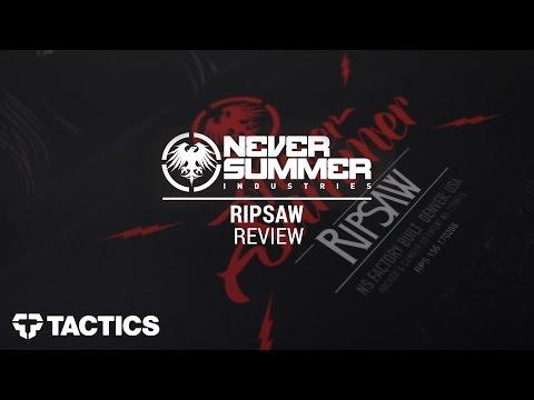 Never Summer Ripsaw 2017 Snowboard Review - Tactics.com