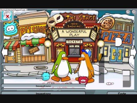 club penguin mission 9 walkthrough