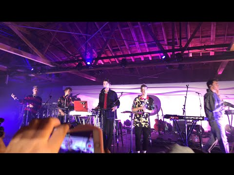 Why Don't We *Live Concert!!!* Pandora Event Pop Coast Hits