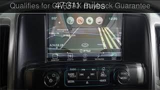 2016 Chevrolet Silverado 1500 LTZ Used Cars - McKinney,Texas - 2018-09-04